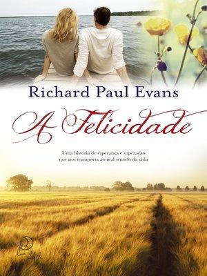 cover image of A felicidade
