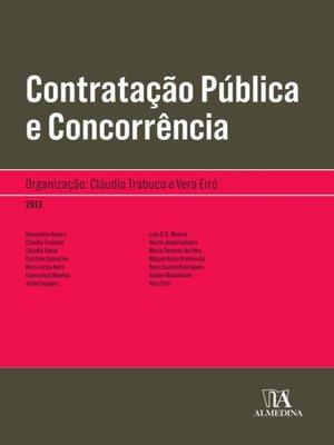 cover image of Contratação Pública e Concorrência