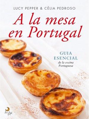 cover image of A La Mesa en Portugal
