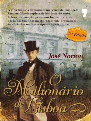 cover image of O Milionário de Lisboa