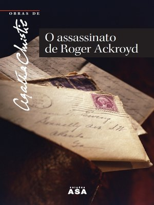 cover image of O Assassinato de Roger Ackroyd