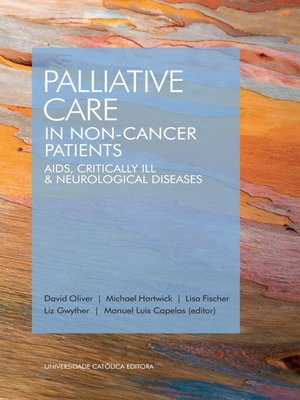 cover image of Palliative Care in Non-Cancer Patients