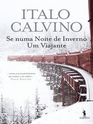 cover image of Se numa Noite de Inverno Um Viajante