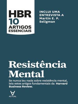 cover image of Resistência Mental