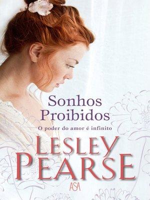 cover image of Sonhos Proibidos