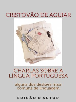 cover image of Charlas sobre a Lingua Portuguesa
