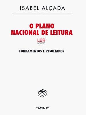 cover image of Plano Nacional de Leitura