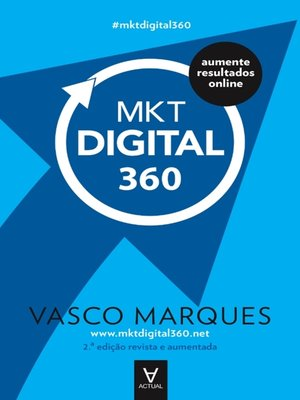 cover image of Marketing Digital 360--2ª Edição