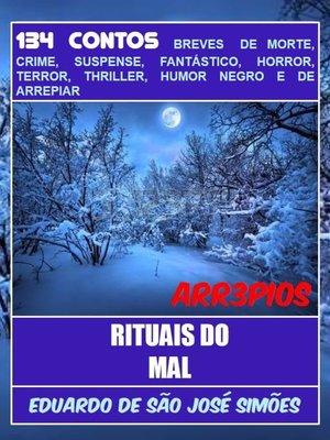 cover image of Arr3pios--Rituais Do Mal