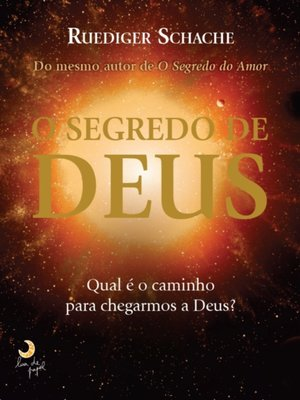 cover image of O Segredo de Deus