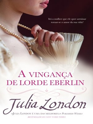 cover image of A Vingança de Lord Eberlin
