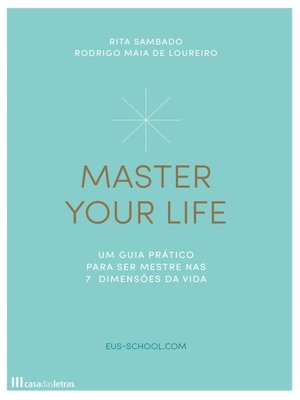 cover image of Master Your Life