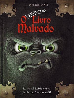 cover image of O pequeno Livro Malvado