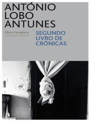 cover image of Segundo Livro de Crónicas