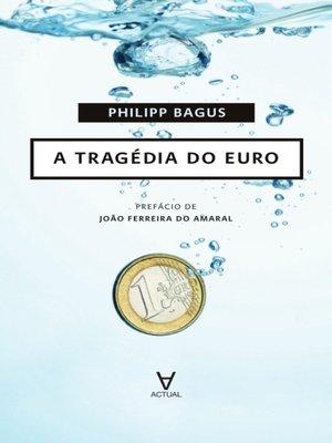 cover image of A Tragédia do Euro