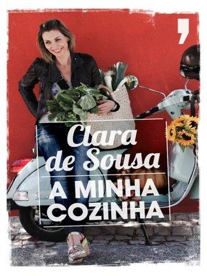 cover image of A Minha Cozinha