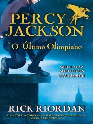 cover image of Percy Jackson e o Último Olimpiano
