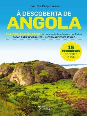 cover image of À Descoberta de Angola