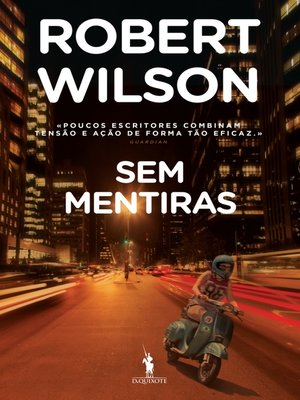 cover image of Sem Mentiras