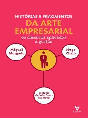 cover image of Histórias e Fragmentos de Arte Empresarial
