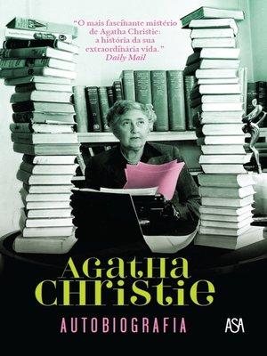 cover image of Autobiografia de Agatha Christie
