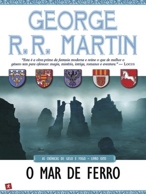 cover image of O Mar de Ferro
