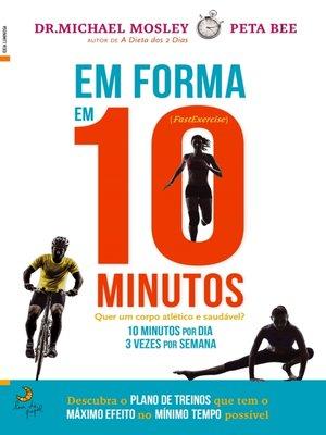 cover image of Em Forma em 10 Minutos