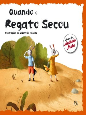 cover image of Quando o Regato Secou