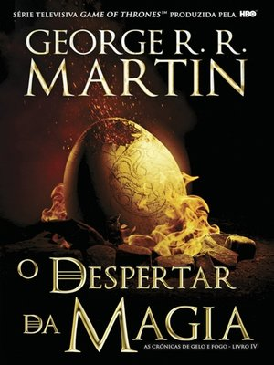 cover image of O Despertar da Magia