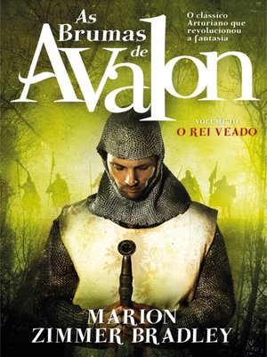 cover image of As Brumas de Avalon--O Rei Veado