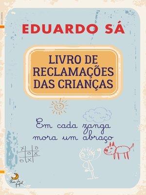cover image of Livro de Reclamações das Crianças