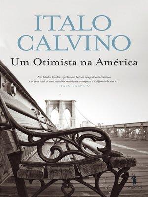 cover image of Um Otimista na América