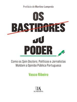 cover image of Os Bastidores do Poder