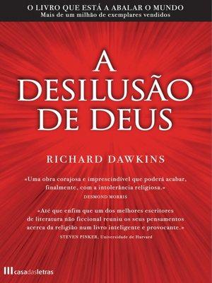 cover image of A Desilusão de Deus