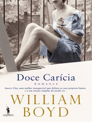 cover image of Doce Carícia