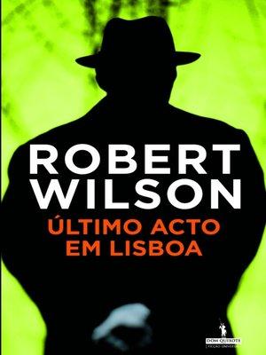 cover image of Último Acto em Lisboa