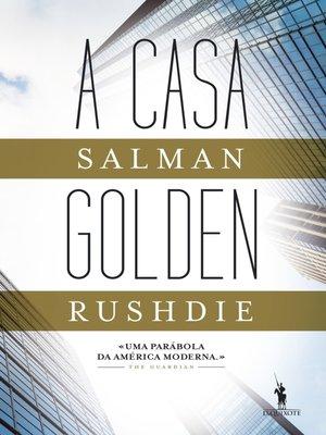 cover image of A Casa Golden