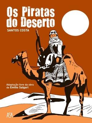 cover image of Os Piratas do Deserto