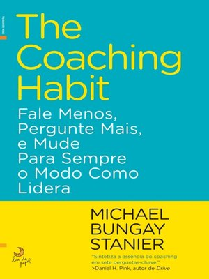 cover image of The Coaching Habit