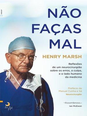 cover image of Não Faças Mal