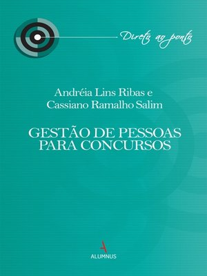cover image of Gestão de Pessoas para Concursos