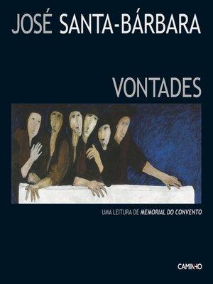 cover image of Vontades ? Uma leitura de Memorial do Convento