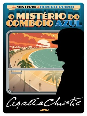 cover image of O Mistério do Comboio Azul