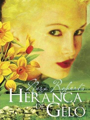cover image of Herança de Gelo