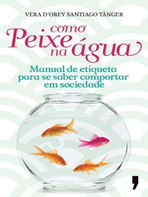cover image of Como Peixe na Água