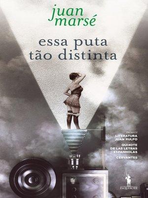 cover image of Essa Puta Tão Distinta