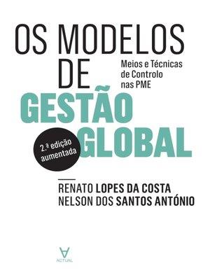 cover image of Os Modelos de Gestão Global