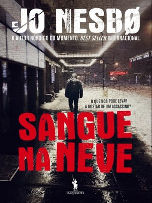 cover image of Sangue na Neve