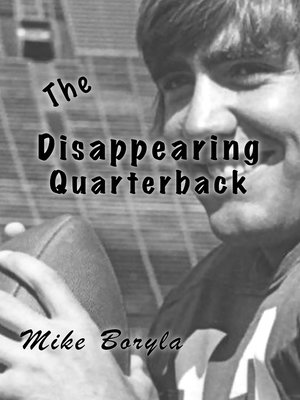 cover image of The Disappearing Quarterback