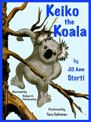 cover image of Keiko the Koala
